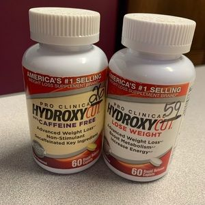 ✨5 for $5✨ Hydroxycut